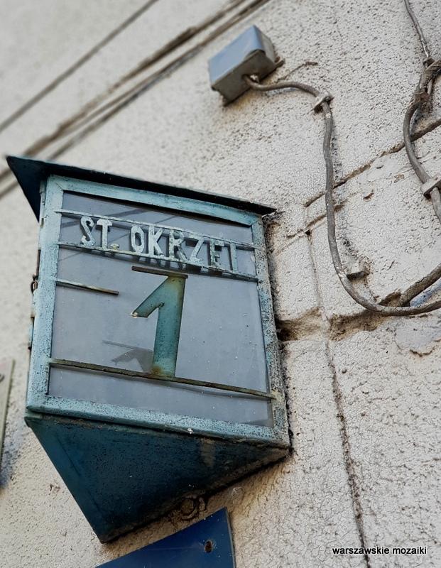 latarenka Warszawa Warsaw kamienica dom Praga Północ praskie kamienice praskie klimaty architektura architecture przedwojenna z klimatem