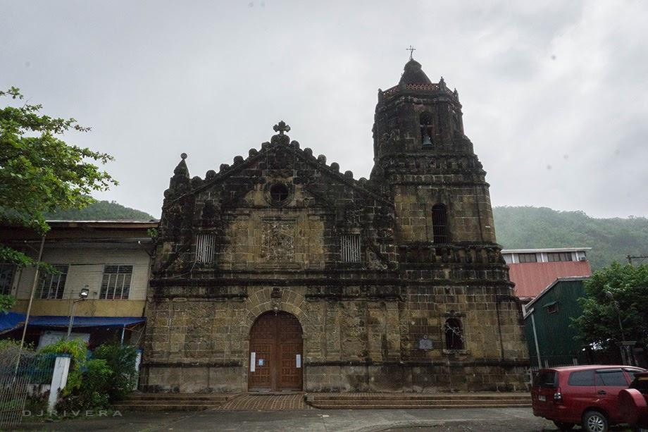 St. James the Apostle Parish Church (Paete)