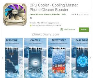 cooling master