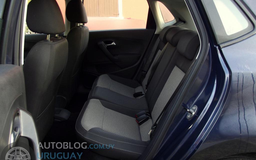 Prueba Volkswagen Polo Hatch 1 6 Trendline Tiptronic