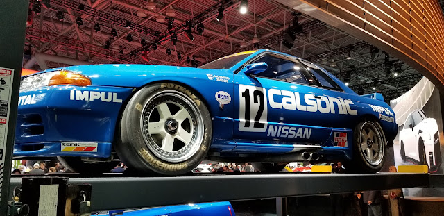 Calsonic Group A R32 GT-R