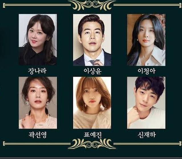 Sinopsis VIP korean drama 2019 [K-Drama]