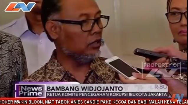 """Ada Yang Panik! """"KPK DKI"""" Bentukan Anies Terobosan Bongkar APBD Era Jokowi Hingga Ahok-Djarot"""