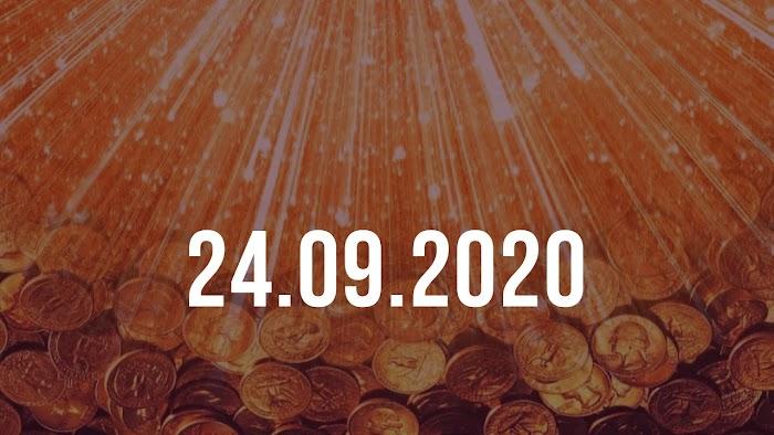 24 Сентября день активных финансовых потоков - как направить поток денег в свою жизнь