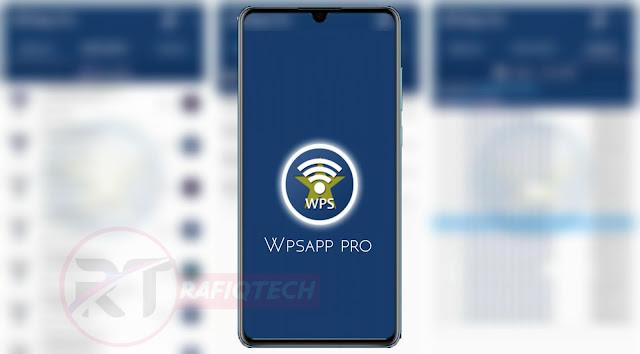 تحميل أخر إصدار لتطبيق WPSApp Pro apk