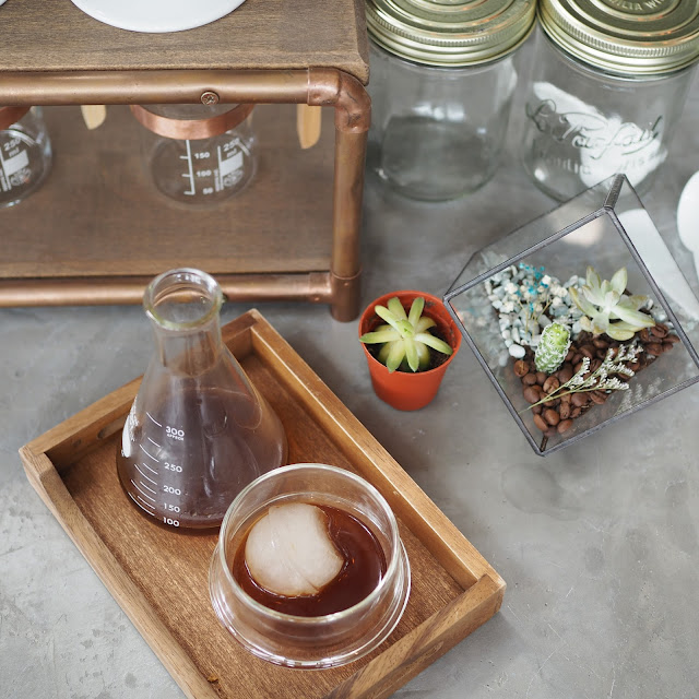coconut coffee brew singapore specialist