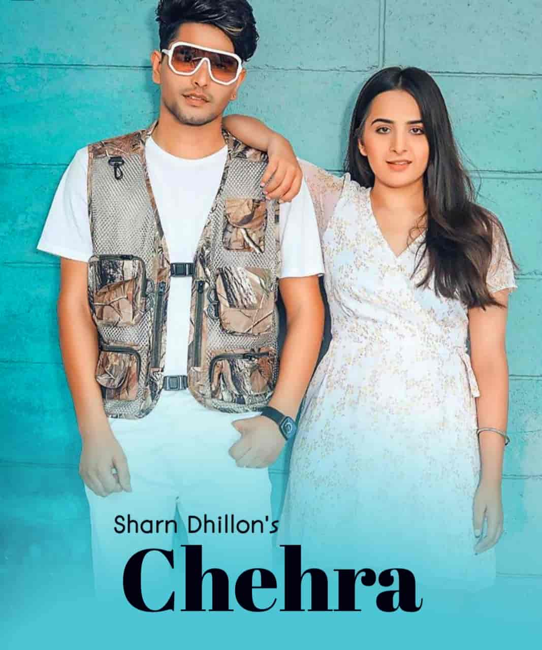 Chehra Punjabi Song Image By Sharn Dhillon