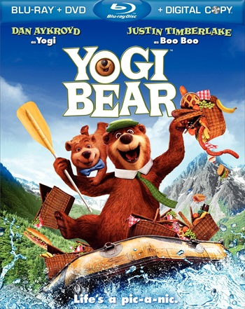 Yogi Bear 2010 Dual Audio Hindi 480p BluRay 280mb