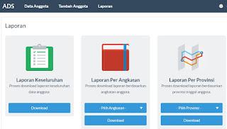 2  Sistem Informasi Alumni Berbasis Web PHP dan MySql