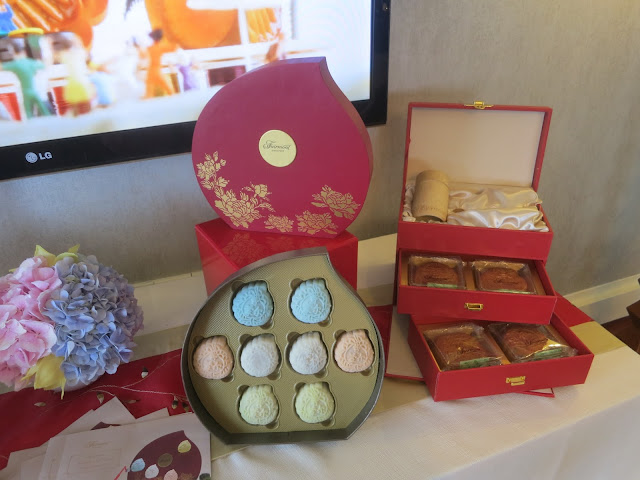 fairmont mooncake