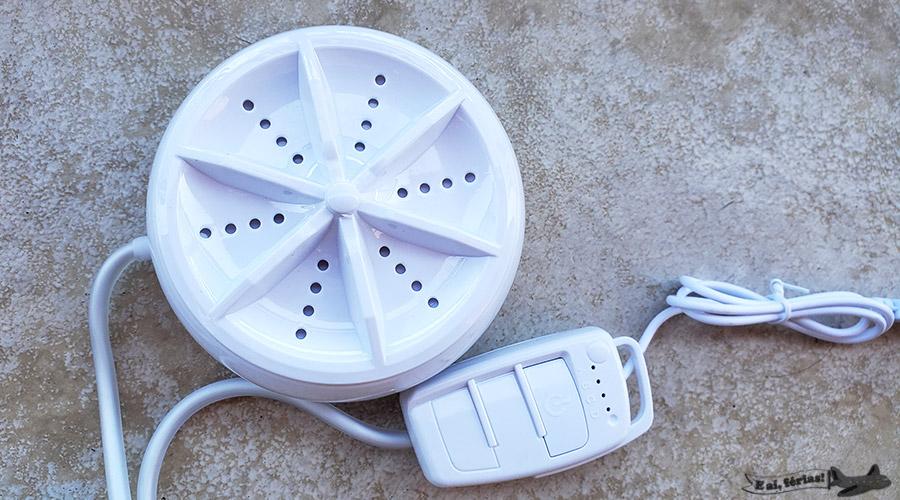 Mini máquina de lavar