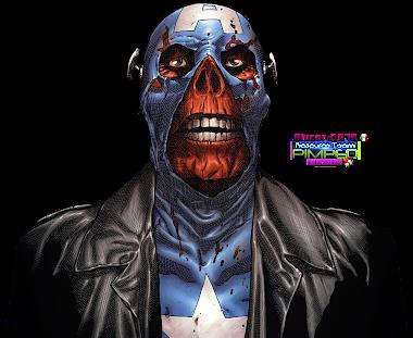 png Old Man Logan - Red Skull
