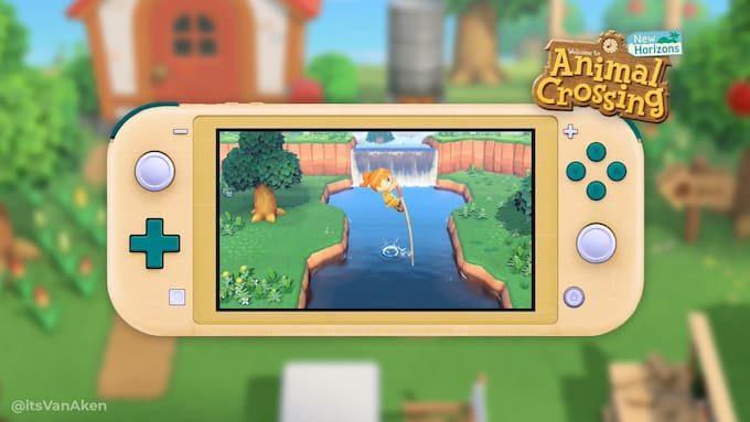 Sorteio do Nintendo Switch Lite + Animal Crossing New Horizons e Mais!!
