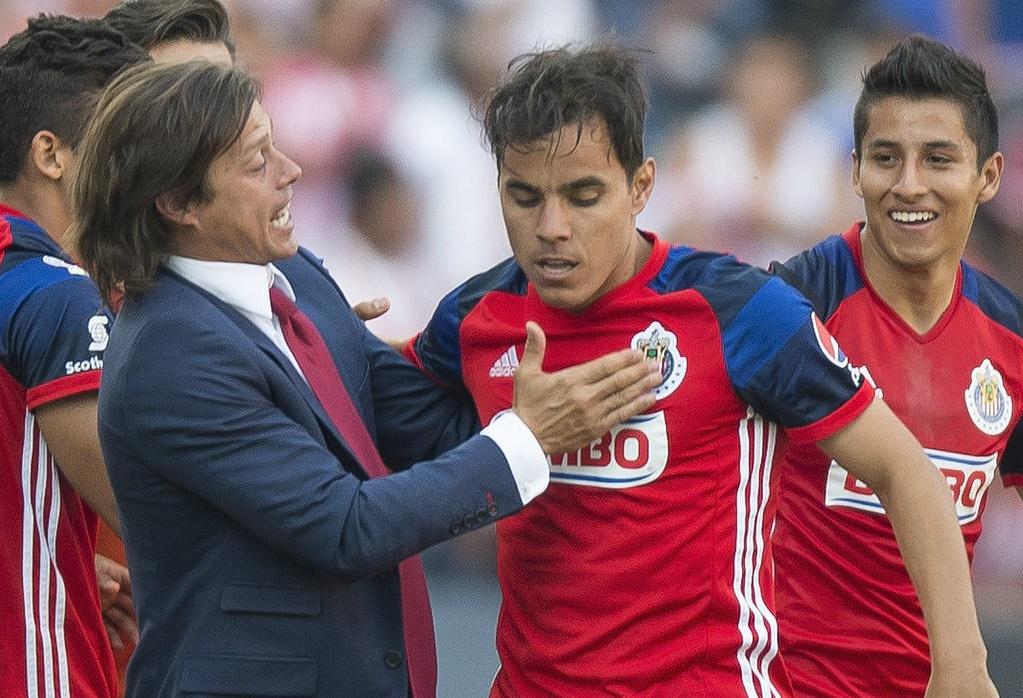 Bravo no volverá con el Club Deportivo Guadalajara.