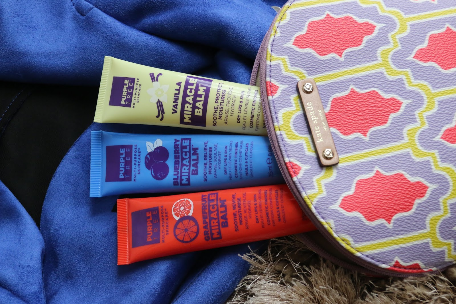 Purple Tree Miracle Balm Review by UK Beauty Blogger WhatLauraLoves