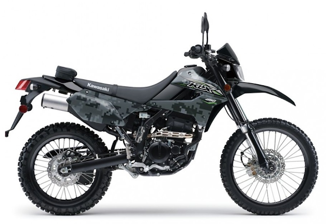 Daftar Harga Motor Trail Kawasaki KLX 250