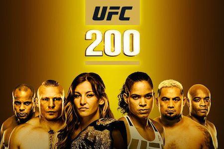 UFC 200 Prelims