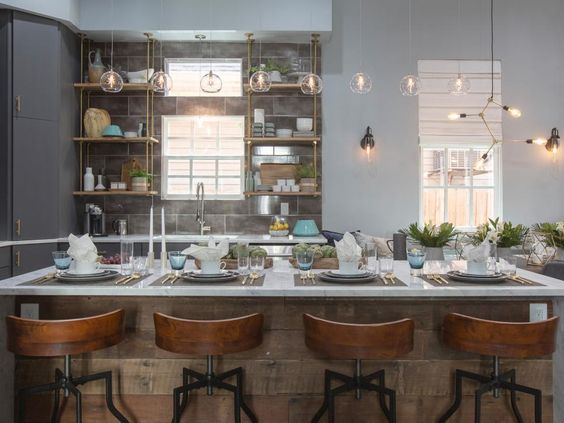 Property Brothers Take New Orleans {Kitchens} - Hello Lovely