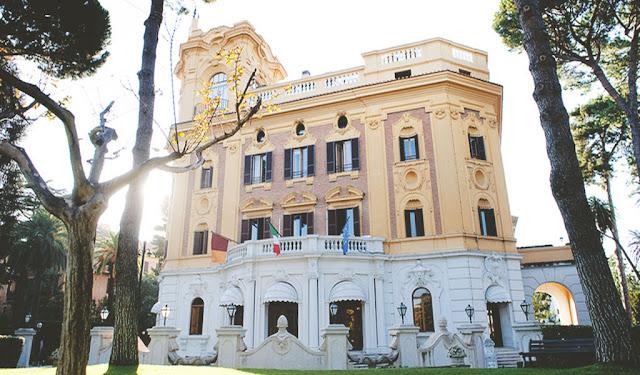 منحة مقدمة من جامعة لويس لدراسالبكالوريوس في روما في إيطاليا
