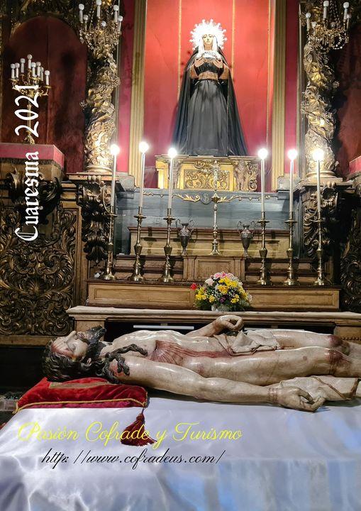 Recopilación de Carteles de Semana Santa de Localidades fuera de Andalucía del 2021: 3º Parte