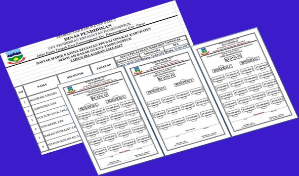 Administrasi Lengkap PPUS/M dan US/M