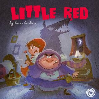 Dorktales Storytime Podcast EP3: Little Red by Karen Simpson Gardiner