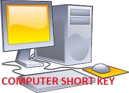 MOST USEFUL COMPUTER SHORTCUTS KEY
