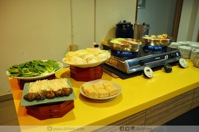 Yuri Japanese Restaurant di Klana Resort Seremban