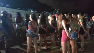 PM encerra duas festas com mais de 200 pessoas, em João Pessoa