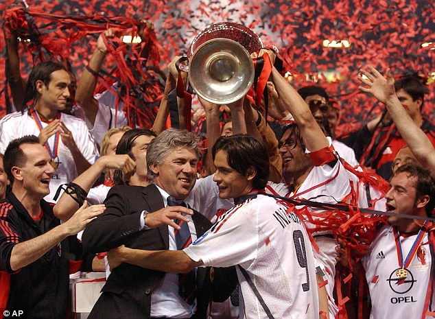 Manajer Anyar Masuk Radar AC Milan Sejak Bulan Mei
