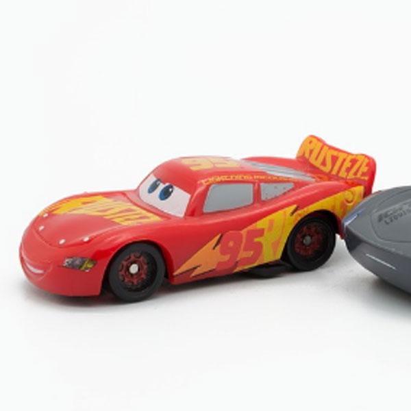 Rayo Mcqueen, el protagonista de Cars