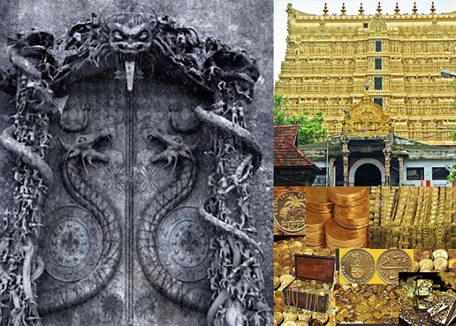Padmanabha Swamy Temple of Thiruvananthapuram, the treasure of this temple remains a mystery till now