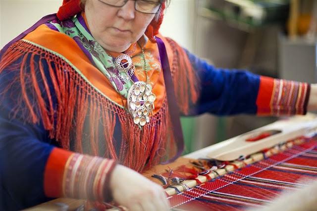 sami culture lapland finland