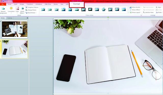 Cara Mudah Mengurangi Ukuran Presentasi PowerPoint