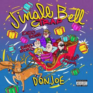"""Copertina di """"Jingle Bell Trap"""" di Don Joe."""