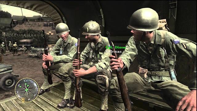 Call of Duty 3 screenshot 2