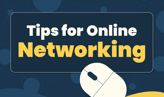 Connecting and networking online