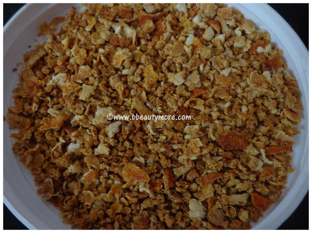 Vitamin C is one magical ingredient which is allover the internet, everyone is talking about it's beauty benefits these days. Now vitamin C is quite unstable which makes the products quite expensive. But you can easily make this scrub at home without burning a hole in your pocket. So lets see how and why you should use this DIY scrub.