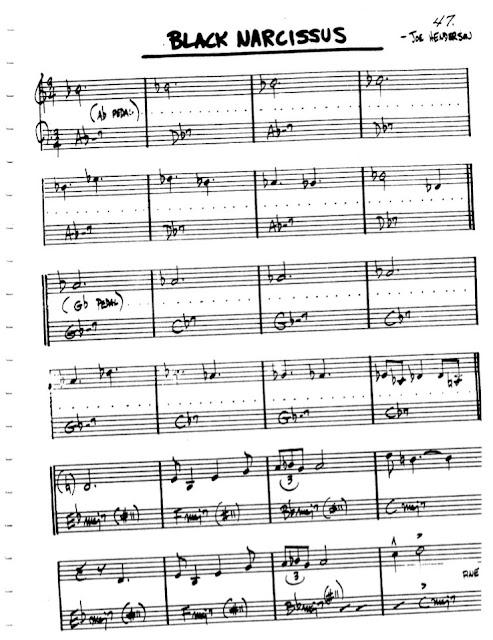 Partitura Violín Joe Henderson
