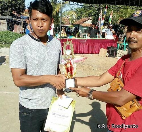 Turnamen Bola Volley Surya Negara Cup 2