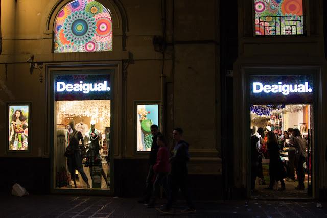 store Desigual Catania