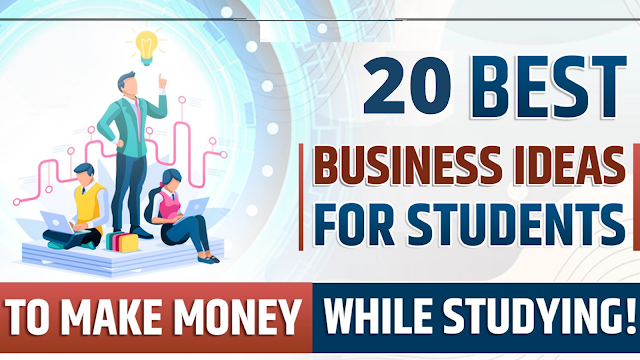 20 Ways For Students To Make Money While Studying - MillionsBusiness.com