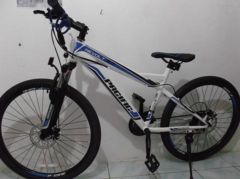 Spesifikasi dan harga sepeda pacific revolt 5.0
