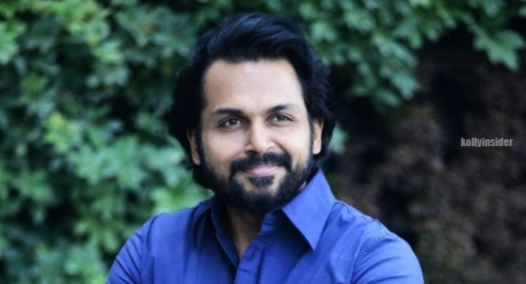 Karthi rejoins with 'Komban' director M. Muthaiah