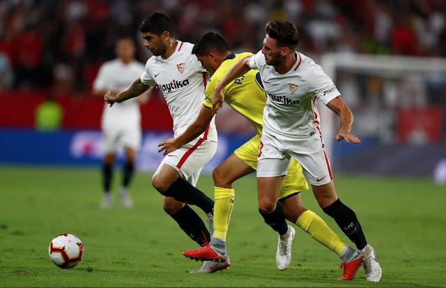 Sevilla FC Villarreal