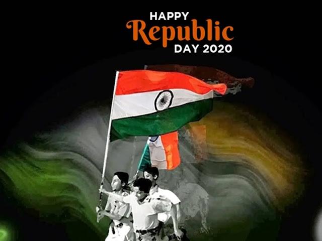 Happy Republic Day 2020: अपने प्यारे लोगों को भेंजे Messages,quotes, Images SMS & शुभकामनाएं