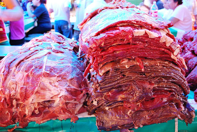 Cecina (meat)