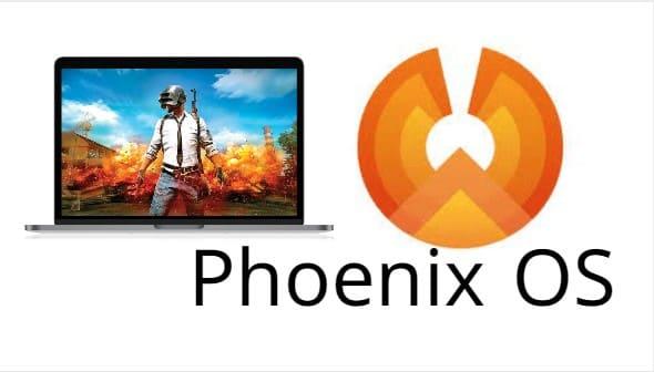 تحميل برنامج محاكي phoenix os pubg للكمبيوتر 32 - 64 Bit الموقع الرسمي
