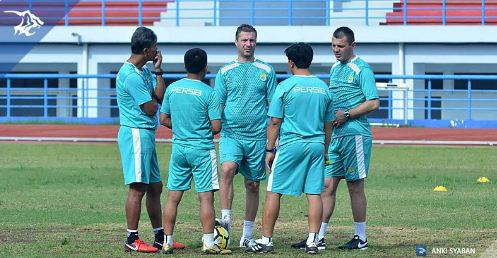 Tim Pelatih Persib Bandung 2019