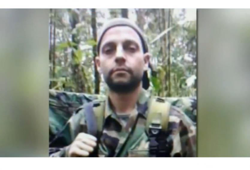 El miembro de las FARC se encuentra en coma luego de los disturbios en Guadalupe Cofadena / RRSS